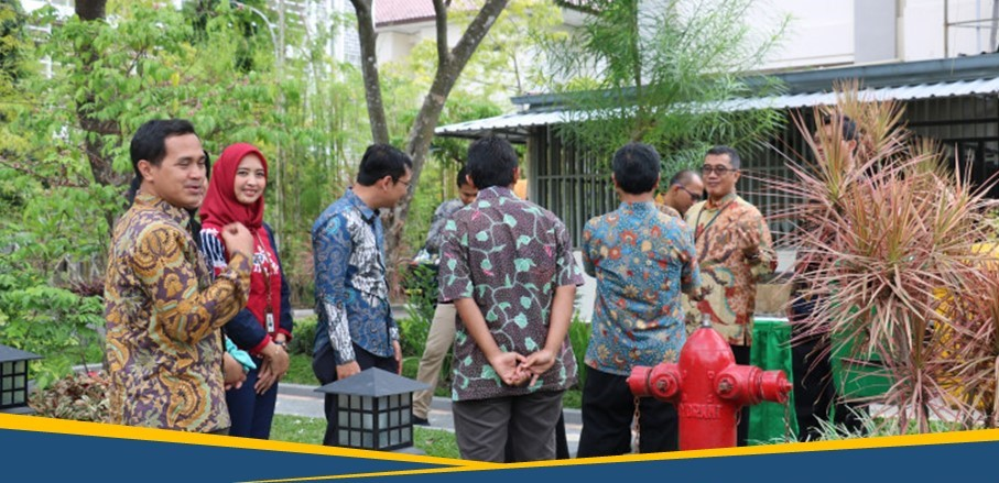 Smart Taman Herbal Farmasi UGM