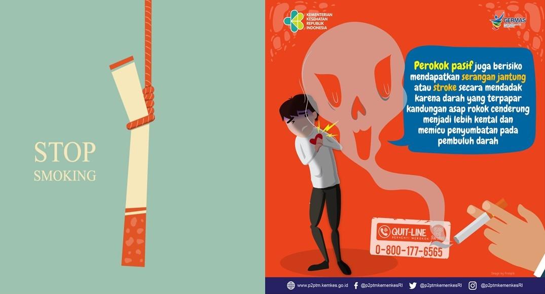 Upaya Berhenti Merokok