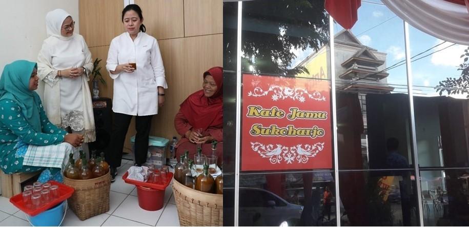 Puan dan Cafe Jamu